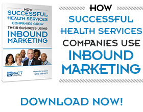 inbound marketing health companies landing