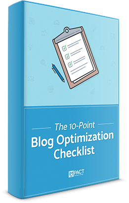 The-Blog-Optimization-Checklist