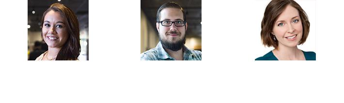 IMPACT and User Testing Webinar Hosts